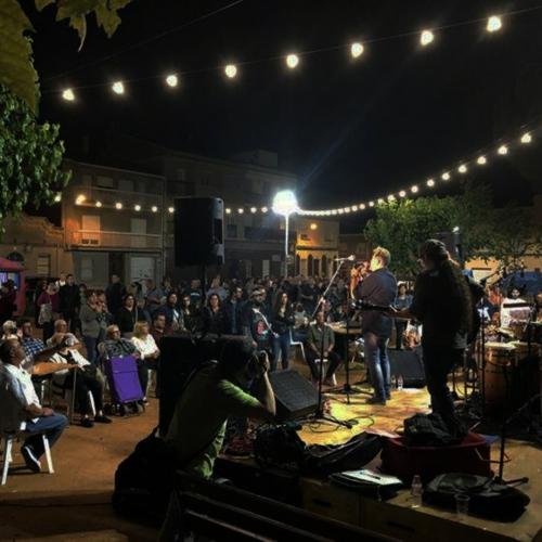 2018 / Espai Vermusic - Fira del Vapor / Sant Vicenç de Castellet