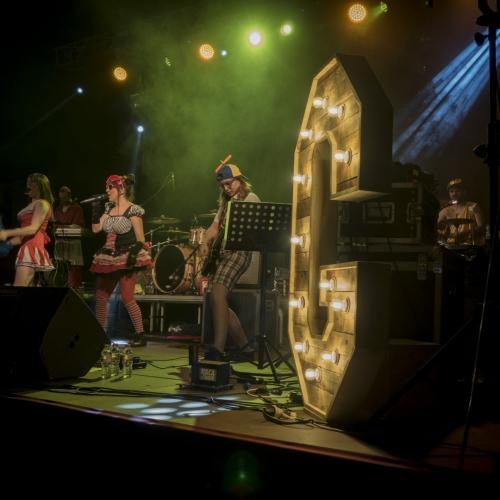2018 / Concert - La Gran Nit -  La Loca Histéria / Gironella