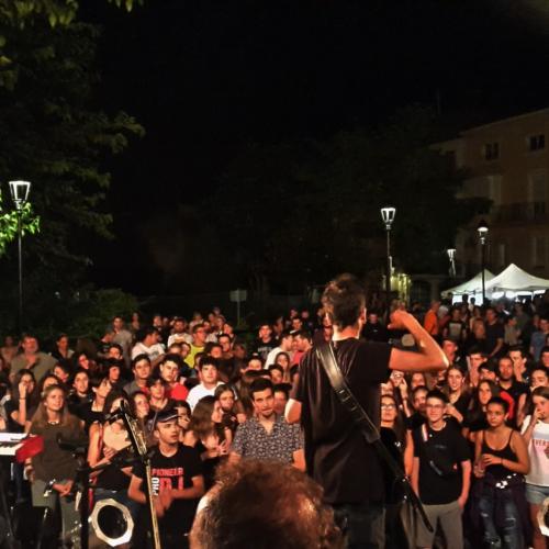 2018 / Concert Animal - Els Elois / Berga