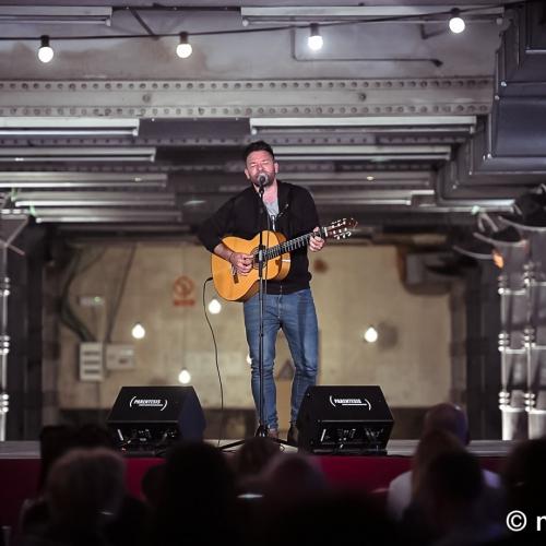 2018 / Concert - Joan Rovira / Fàbrica de Cal Metre / Gironella